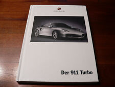 Der 911 Turbo - Porsche Prospektbuch vom 996 Stand 2002 incl. Datenheft