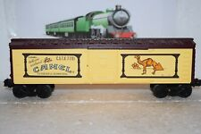 O Scale Trains Lionel Camel Tobacco Box Car 7701