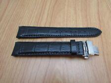 Citizen 59-S50364 Black Alligator Grain EcoDrive Watch Band  20mm Same 59-S50442