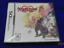 DS - Kingdom Hearts 358/2 Days ~ Brand New Factory Sealed ORIGINAL Game ~
