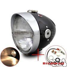 "7"" Ural Side Car Headlight Head Lamp For BMW Zundapp NSU M72 KS 750 Dnepr New"