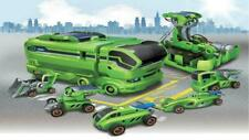 Electronic Developing Autopark Game Solar Batteries Set 7 in 1 Car Constructor