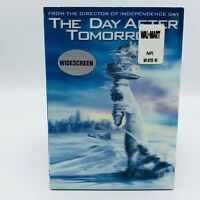The Day After Tomorrow DVD 2004