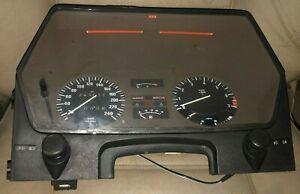 BMW 635 csi instrument cluster Km/h