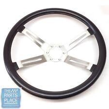 1970-77 Oldsmobile Cutlass / 442 Bare Brushed 4 Spoke Steering Wheel - Bare