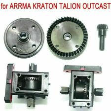 Front/Rear Harden Steel Differential Gear Parts For ARRMA KRATON TALION OUTCAST