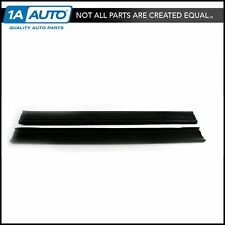 Tail Gate Inner Glass Run Channels Seals Weatherstrips for 78-96 Ford Bronco