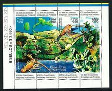 Chile 2000 mini sheet of stamps Mi#1923-1930   MNH** (no.141)