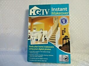 HGTV Instant Makeover Compatible with all digital cameras