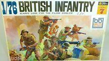 British Fanteria Fujimi 07 1:76 LF4 å