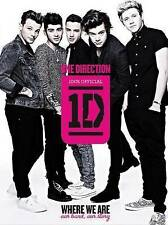 One Direction: Where We Are: Our Band, Our Story: 100% Official by HarperCollins