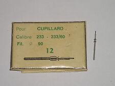 Cupillard winding stem 233 thread 90 Hub 135 / 233-60 233-66 233-67 235 238 253