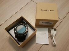 Bluetooth Smart Watch Tondo nero SmartWatch smartphone Android IOScome nuovo