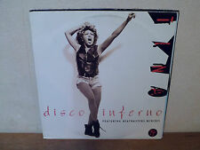 "LP 12"" MAXI - TINA TURNER - Disco Inferno - VG++/VG++"