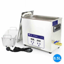 220V 180W JP-031S  6.5L industrial ultrasonic cleaning machine Timer cleaner