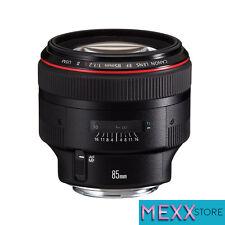 CANON EF 85mm f/1.2L II USM portrait Lens - NIB - US-MODEL  WORLD's LOWEST PRICE