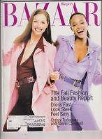 Harper's Bazaar Mag Christy Turlington Naomi Campbell July 1996 012420nonr