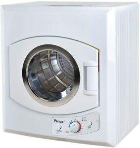 Panda 2.6 cu.ft Compact Laundry Dryer, White