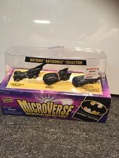 Microverse Batman Batmobile Collection Kenner 1996 New