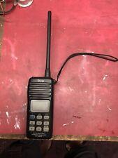 vhf marine radio handheld icom