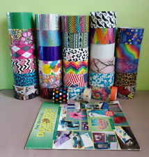 DUCK Tape LOT 32 Colorful Designs Duck Brand Crafts DIY Kids Projects DUCT TAPE