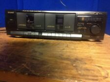 TEAC Stereo Double Cassette Deck W-416