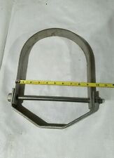"""8"""" Stainless Steel Clevis Pipe Hanger B-LINE B3105-8SS4"""