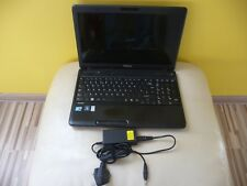 Laptop Toshiba Satellite C660 Negro Intel Core i3 8 GB RAM 750 GB HDD Windows 10