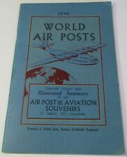 1948 World Air Posts - Air Post & Aviation Souvenirs nearly 200 countries Book