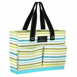 Scout Tote Bag w/Pockets Uptown Girl Lake Lively 7941
