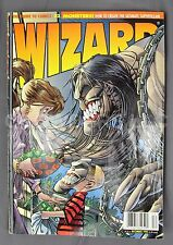 Wizard Comics Magazine #52 December 1995 Pitt Cover w/ Terminator Mini-Poster VF