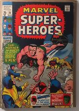 Marvel Super Heroes #25 Silver Age Marvel! I combine Shipping!