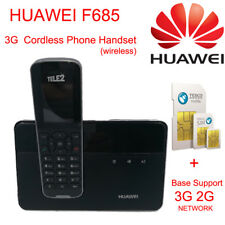 Unlocked Huawei F685 DECT Cordless Telephone&Handsets GSM Fixed WirelessTerminal