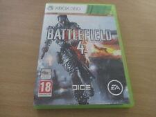 jeu xbox 360 battlefield 4