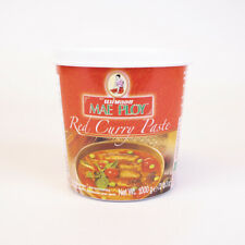 MAE PLOY THAI RED CURRY PASTE TUB - 1000G / 1KG UK SELLER