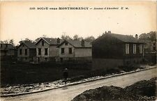 CPA  Soisy-sous-Montmorency - Avenue d'Alembert  (380622)