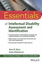 Essentials of Intellectual Disability Assessmen, Brue+=