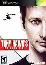 Tony Hawk's Project 8 Xbox, 2006 Extreme Sports FREE SHIPPING U.S.A.