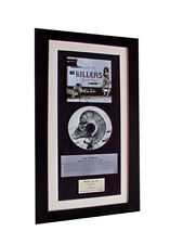THE KILLERS Sam's Town CLASSIC CD Album TOP QUALITY FRAMED+EXPRESS GLOBAL SHIP