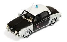 "Renault Dauphine ""Police de Paris"" 1962 (IXO 1:43 / CLC162)"