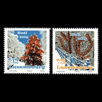 Luxembourg 2015 - Christmas - MNH