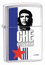 ACCENDINO ZIPPO CHE GUEVARA Lighter Fiamma Fuoco Cuba Fidel Castro 024 811159