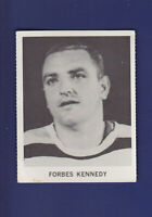 Forbes Kennedy 1965-66 Coca-Cola Coke Cards Hockey (VGEX) Boston Bruins