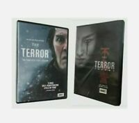 The Terror Season: The Complete Season 1-2 (DVD, 6-Disc Set) US Seller