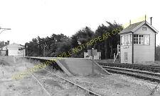 Hawkhurst Railway Station Photo. Cranbrook and Paddock Wood Line. SE&CR. (28)