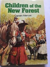 CHILDREN OF THE NEW FOREST (PURNELL CLASSIC HARDBACK, 1978)