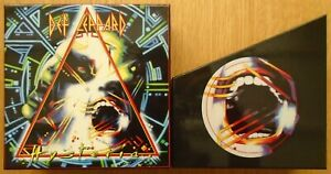 DEF LEPPARD HYSTERIA EMPTY PROMO DRAWER STYLE BOX TO STORE JAPAN MINI LP CD