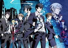 "ken 075 PSYCHO PASS - Kougami Shinya Police Fight Anime 20""x14"" Poster"