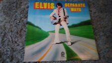 LP Elvis Presley Separate Ways Pickwick RCA 1972 CAS-2611 EX-