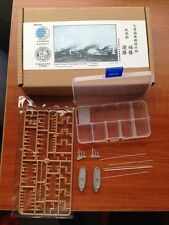 Resin kit 1/700 Imperial Chinese Fu Chen Squadron Gunboat Fu Sheng&Chen Sheng